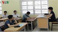 Công bố điểm chuẩn và thí sinh trúng tuyển đại học đợt 1 vào 5-8