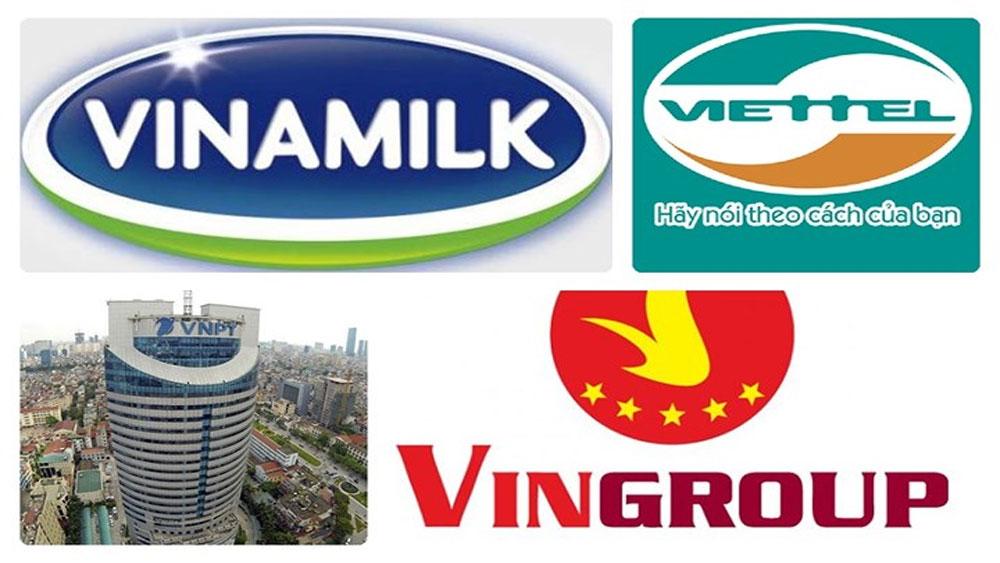 10 thương hiệu đắt giá nhất Việt Nam năm 2018