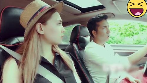 Giả làm vợ tài xế taxi chui, người đẹp phải trả giá