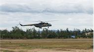 Bộ Quốc phòng thành lập Trung đoàn trực thăng 915