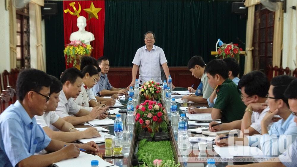 Sẽ xây dựng lò đốt rác thải tại xã Phượng Sơn