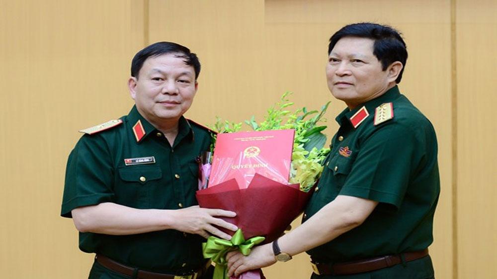 Thiếu tướng Lê Đăng Dũng nhận trọng trách lãnh đạo Tập đoàn Viettel