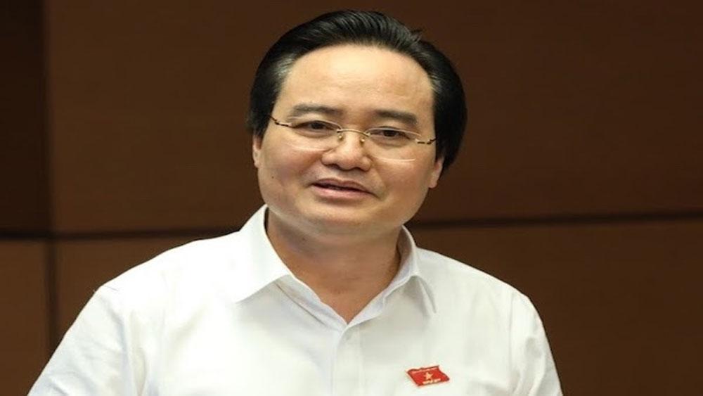 Bộ trưởng Phùng Xuân Nhạ: Đề thi THPT quốc gia chưa đạt yêu cầu