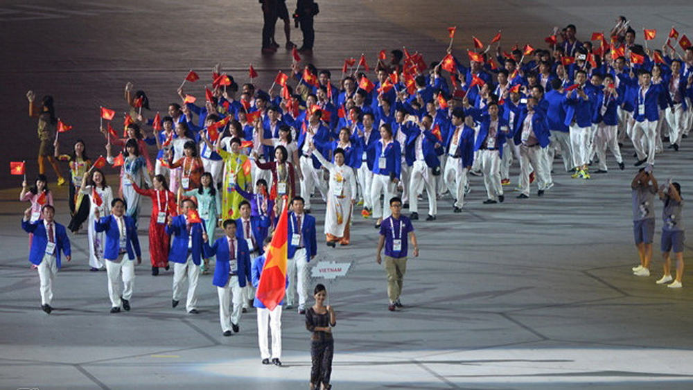 Vietnam to field over 350 athletes in 2018 Asian Games
