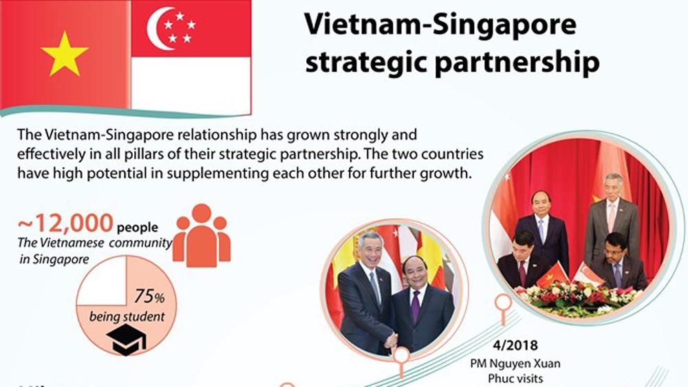 Vietnam-Singapore strategic partnership