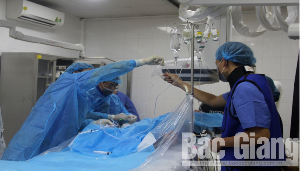 Bắc Giang: Huy động hơn 140 tỷ đồng phát triển dịch vụ xã hội hóa y tế