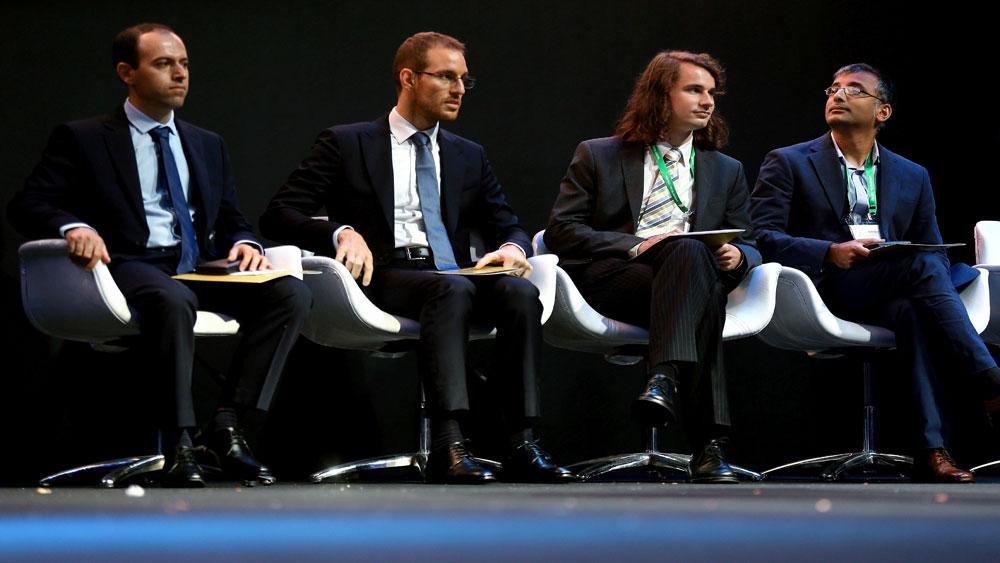 4 nhà toán học đoạt giải thưởng Fields 2018