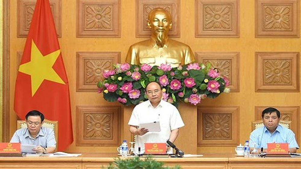Thủ tướng đề nghị đề xuất những động lực mới cho tăng trưởng kinh tế đất nước