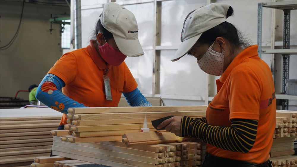 Vietnam posts nearly US$5 billion worth of wood exports in seven months