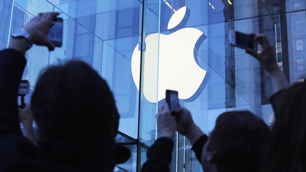 Apple đã trở thành công ty nghìn tỷ USD đầu tiên trên thế giới