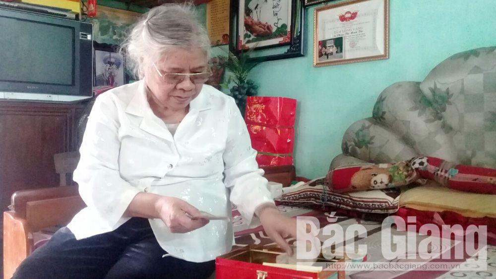 Tấm lòng của bà Phan Thị Minh Thi