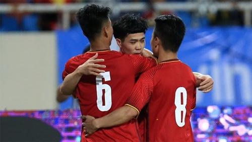 U23 Việt Nam đánh bại U23 Palestine ở trận ra quân