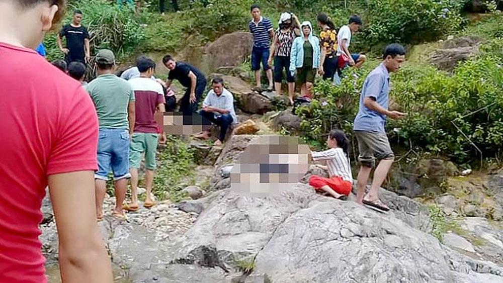 Thái Nguyên: Chụp ảnh dã ngoại ven suối, 2 phụ nữ trượt chân chết đuối