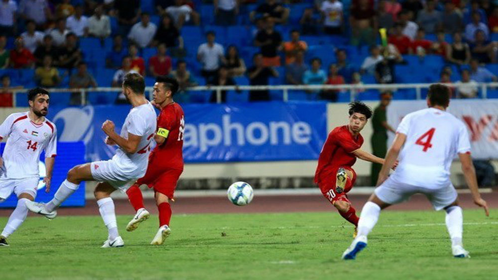 Vietnam beats Palestine 2-1 at U23 International Championship