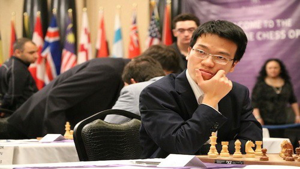 Liem finishes second at Super GM chess tournament