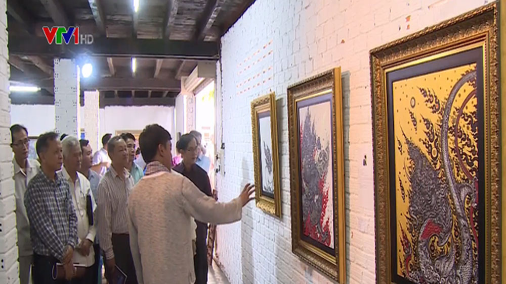 Art exhibition promotes understanding among Mekong nations