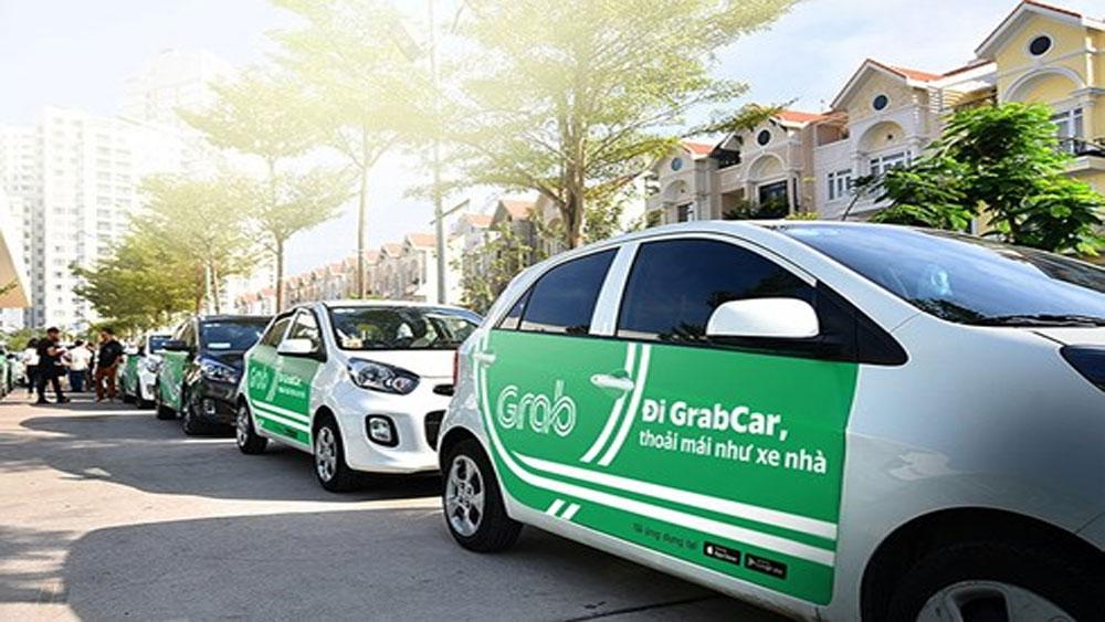 Bộ Giao thông-Vận tải không coi Grab như taxi và không phải gắn mào