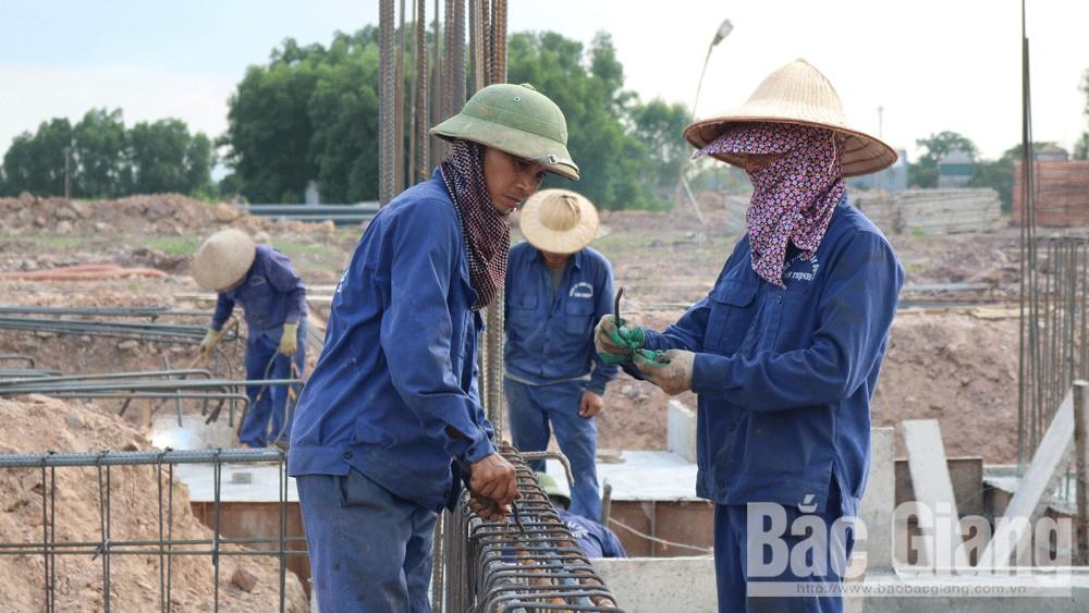 Thành phố Bắc Giang: Đầu tư hơn 1.400 tỷ đồng cho các dự án, công trình xây dựng cơ bản
