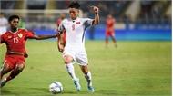 Văn Hậu ghi siêu phẩm hiếm thấy ở Việt Nam để đánh bại U23 Oman