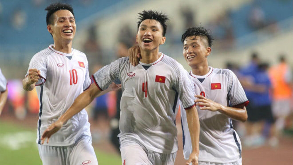 Van Hau scores a brilliant goal, Vietnam claimed champions at U23 int'l tournament