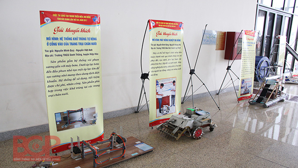 Bac Giang launches 8th farming technology invention contest