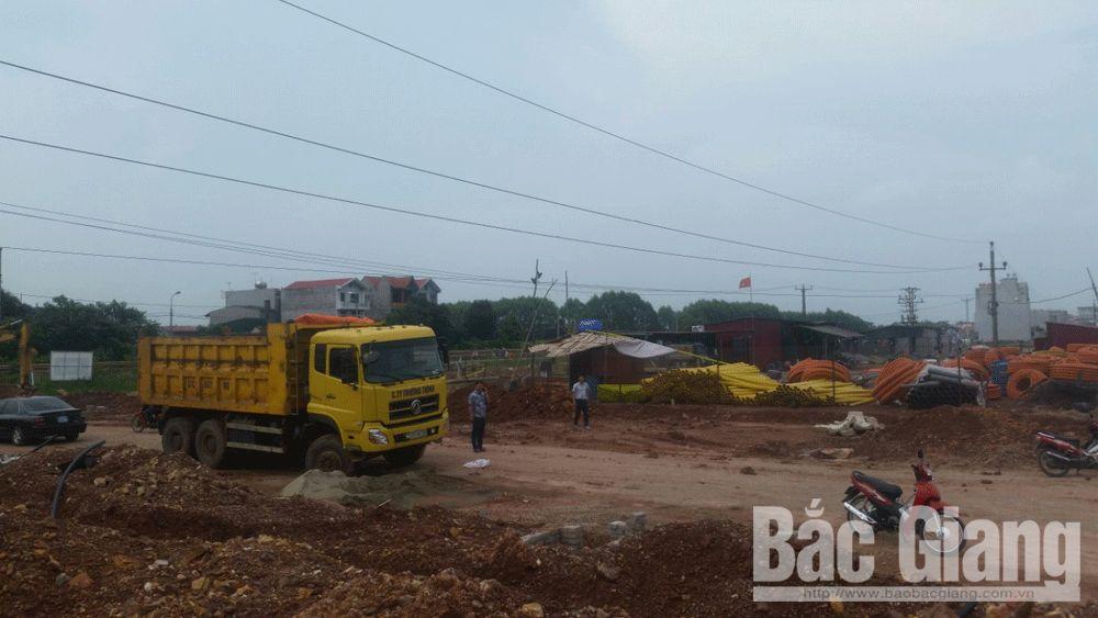 Khắc phục kịp thời sự cố gây mất điện diện rộng tại thành phố Bắc Giang