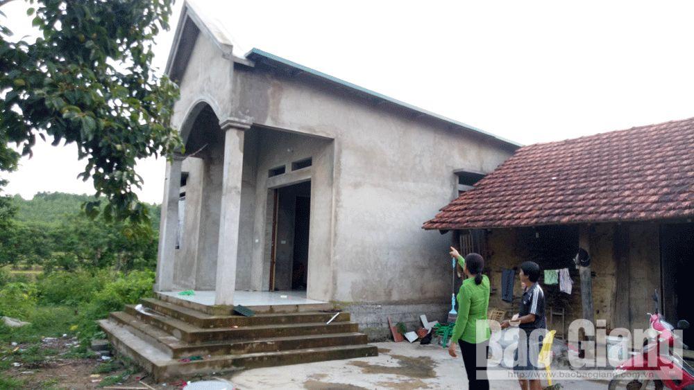 Sơn Động: Hỗ trợ xây dựng nhà ở cho hộ nghèo