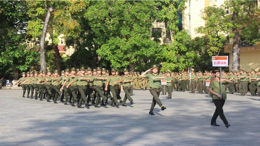 5/6 thủ khoa của Học viện An ninh là ở Hòa Bình và Lạng Sơn