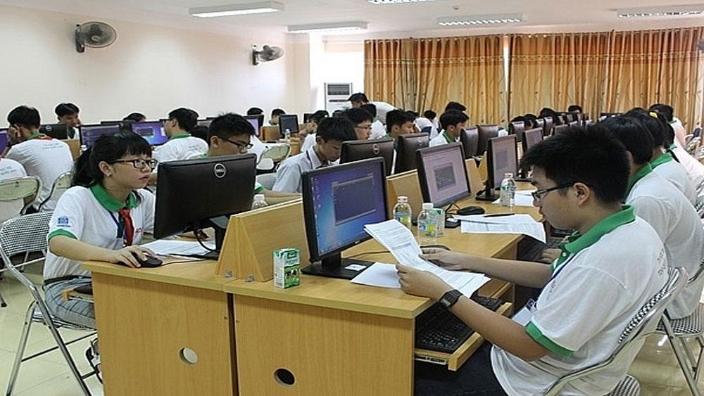 Hội thi Tin học trẻ toàn quốc lần thứ XXIV diễn ra từ 8 đến ngày 10-8