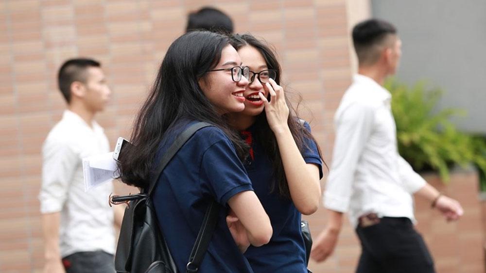 Tuyển sinh đại học 2018: Ưu tiên trúng tuyển ngay đợt 1