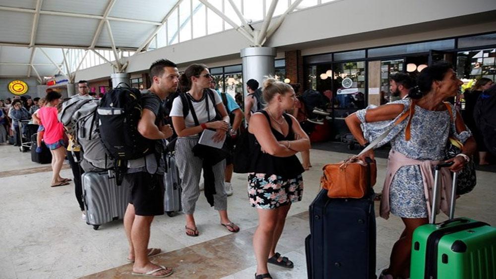 Động đất tại Indonesia: Hơn 2.000 du khách được sơ tán an toàn
