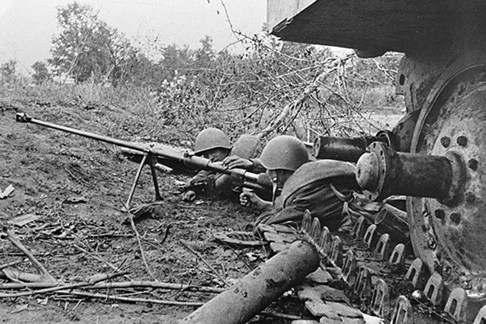 Trận chiến xe tăng tàn khốc, Liên Xô-Đức ở Prokhorovka, chi tiết quan trọng, Phát xít Đức, Tin tức, Bắc Giang, Báo Bắc Giang, Prokhorovka
