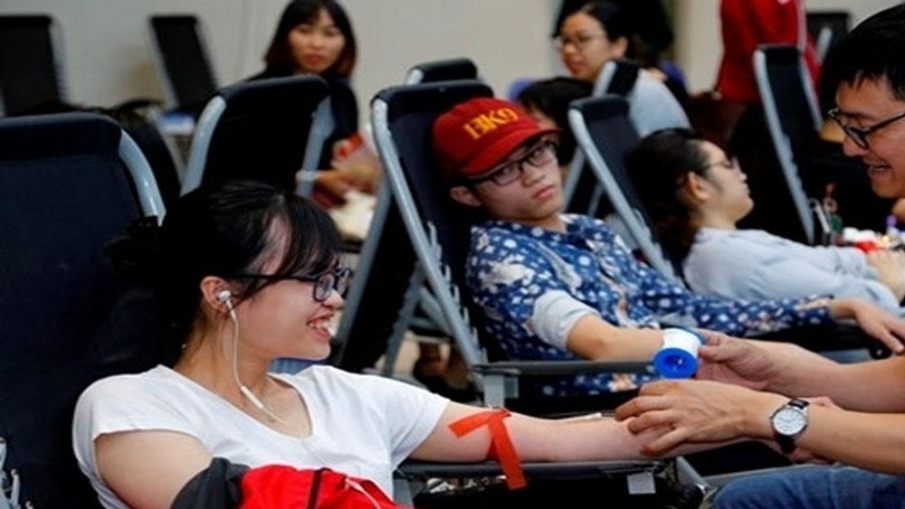 Viện Huyết học kêu gọi người dân hiến máu