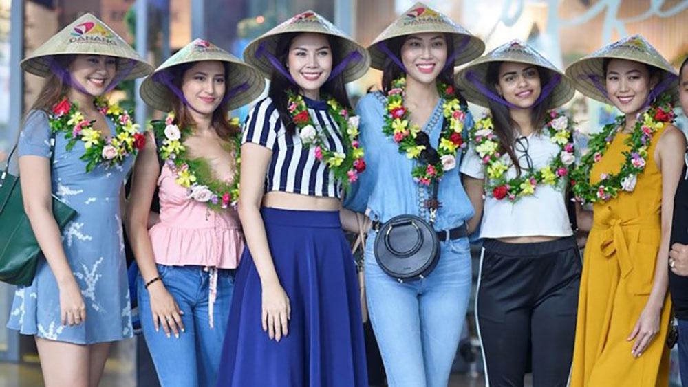 Hoa hậu thế giới 2016, Đà Nẵng, quảng bá du lịch, Trương Diệu Ngọc