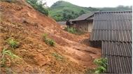 Gần 40 ngôi nhà ở Yên Bái bị sập đổ do mưa lớn kéo dài