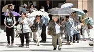 Nhật Bản: Số người nhập viện do nắng nóng tăng kỷ lục