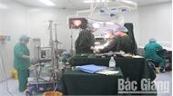Bệnh viện Sản- Nhi tỉnh Bắc Giang thực hiện thành công 4 đợt phẫu thuật tim