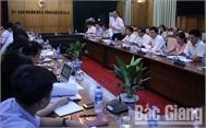 """Nghiên cứu xây dựng Trung tâm Hành chính công tỉnh Bắc Giang theo hướng """"4 tại chỗ"""""""
