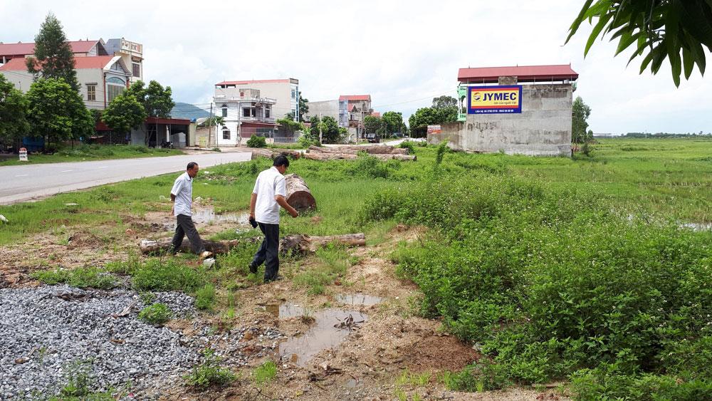 Vì sao 13 hộ ở xã Khám Lạng chưa được hợp thức hóa quyền sử dụng đất?