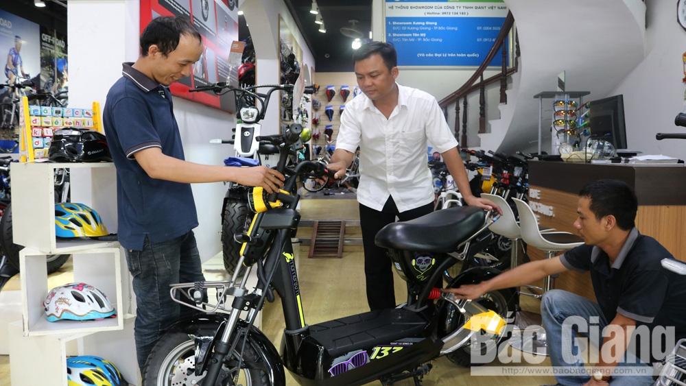Đón năm học mới: Tăng sức mua xe đạp, xe máy điện