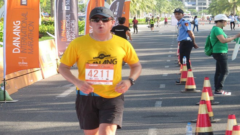 7,200 runners to race in Da Nang Marathon