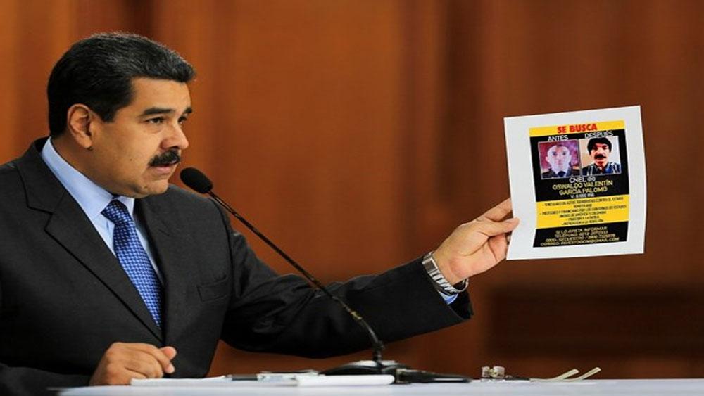Venezuela, yêu cầu, Mỹ, dẫn độ, kẻ chủ mưu, vụ tấn công, Tổng thống Maduro