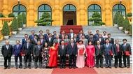 Trao Quyết định của Chủ tịch nước bổ nhiệm Đại sứ nhiệm kỳ 2018-2021
