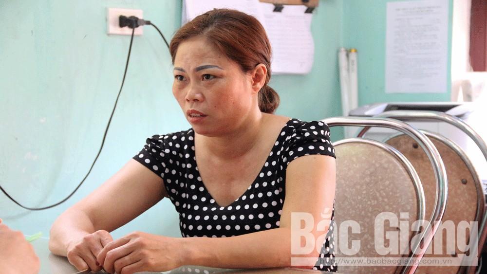 Công an huyện Lạng Giang, tỉnh Bắc Giang, lừa đảo, Công an tỉnh Bắc Giang, chiếm đoạt tài sản