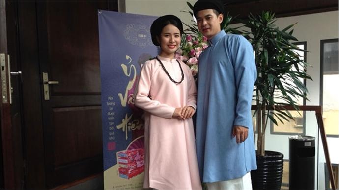 Ancient Ao dai show held in Hanoi