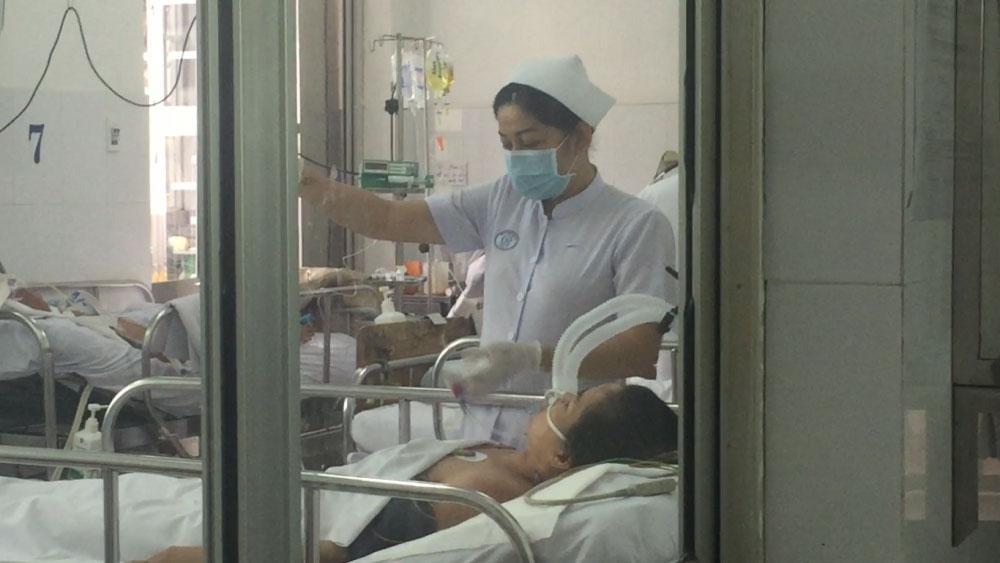 Bệnh nhân 60 tuổi tử vong do nhiễm cúm A (H1N1)