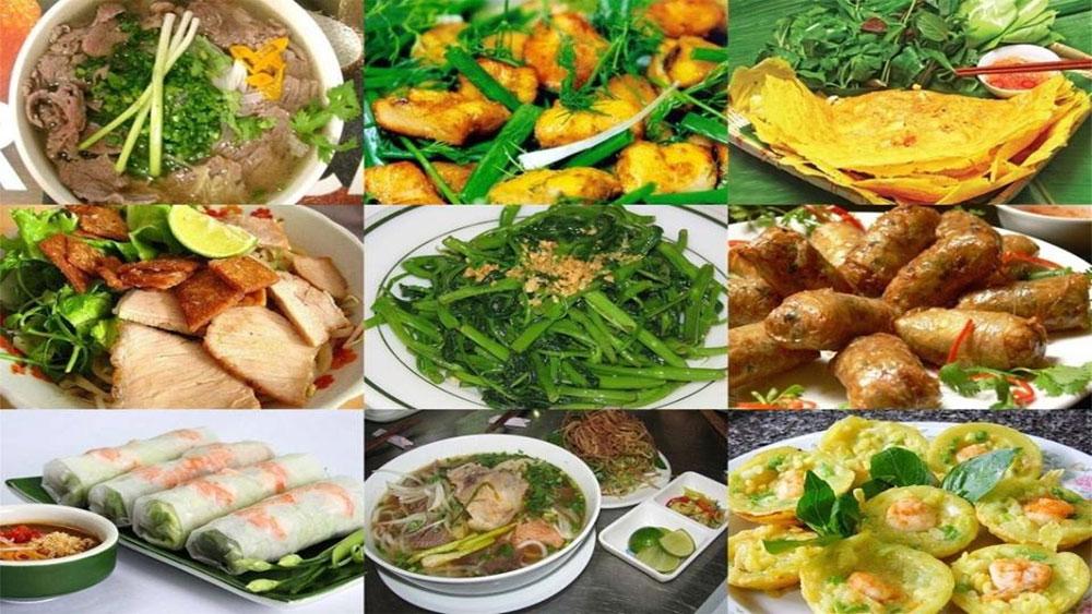 Tháng 10 diễn ra Lễ hội văn hóa ẩm thực Hà Nội 2018