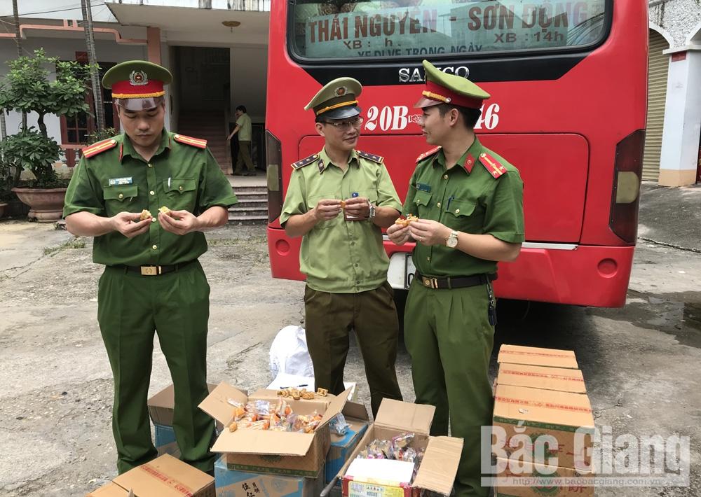 Bắc Giang, trung thu, thái Nguyên, 3000 bánh, Công an tỉnh Bắc Giang