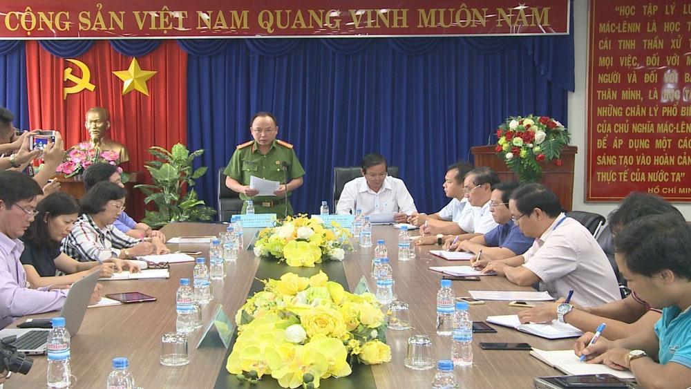 Khởi tố bị can, bắt tạm giam ông Nguyễn Hồng Khanh, nguyên Bí thư Thị ủy Bến Cát, Bình Dương