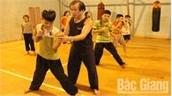 Hướng mới trong đào tạo võ thuật tại cơ sở